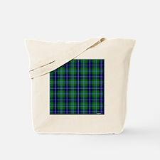 Douglas Clan Tartan Tote Bag