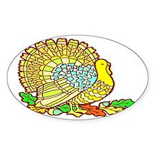 Turkey Decal