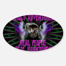 Ghost Adventures Sticker (Oval)