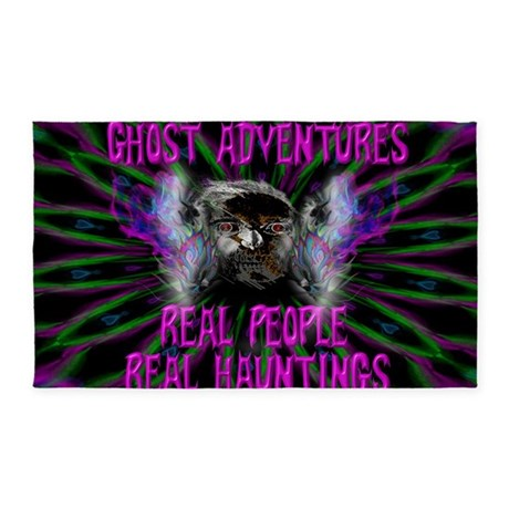 Ghost Adventures 3'x5' Area Rug