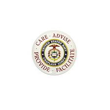 Care Advise Provide Facilitate Mini Button