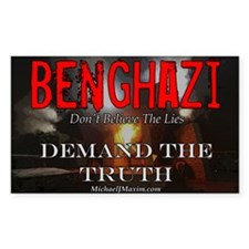 Benghazi Yard Sign Demand The  Decal