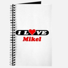 I Love Mikel Journal