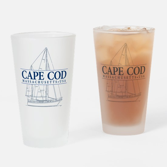 Cape Cod - Drinking Glass