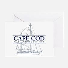 Cape Cod - Greeting Card