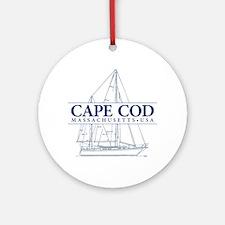 Cape Cod - Ornament (Round)