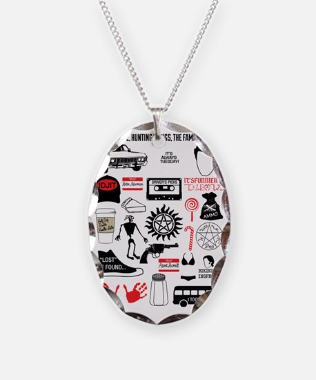 Favourite Supernatural Moments Necklace
