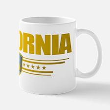 California Gold Label (P) Mug