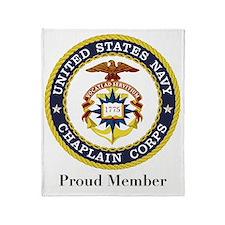 Proud Member Throw Blanket