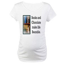 Books and Chocolate Shirt