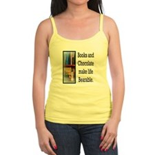 Books and Chocolate Ladies Top