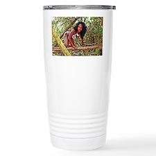 Nicky Blaze Jungle Post Travel Mug