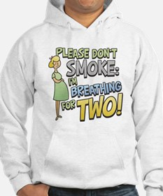 Breathing for Two Hoodie