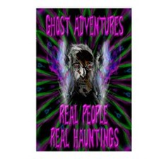 Ghost Adventures Postcards (Package of 8)