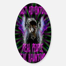 Ghost Adventures Sticker (Oval)