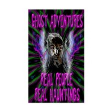 Ghost Adventures Decal