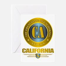 California Greeting Card