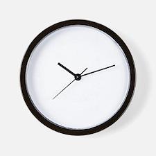 MI6 Wall Clock