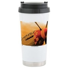 P-51 Mustang Old Crow Travel Mug