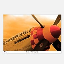 P-51 Mustang Old Crow Postcards (Package of 8)