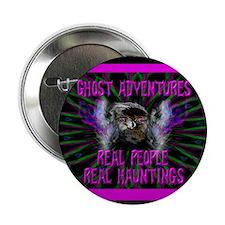 "Ghost Adventures Zak Bagans 2.25"" Button"