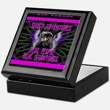 Ghost Adventures Zak Bagans Keepsake Box
