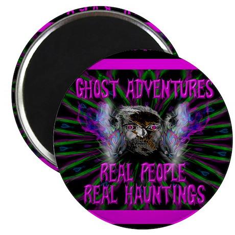 Ghost Adventures Zak Bagans Magnet