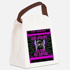 Ghost Adventures Zak Bagans Canvas Lunch Bag