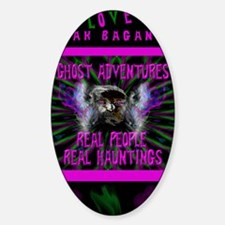 Ghost Adventures Zak Bagans Decal