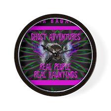 Ghost Adventures Zak Bagans Wall Clock