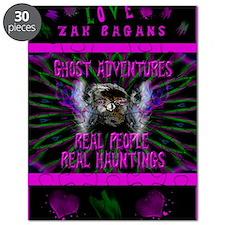 Ghost Adventures Zak Bagans Puzzle