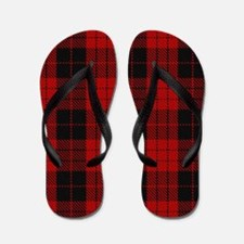 McCleod MacCleod Tartan Plaid Flip Flops