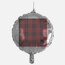 McCleod MacCleod Tartan Plaid Balloon