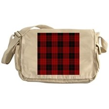 McCleod MacCleod Tartan Plaid Messenger Bag
