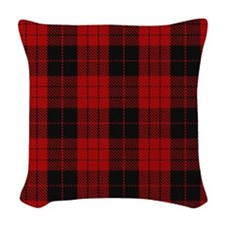 McCleod MacCleod Tartan Plaid Woven Throw Pillow