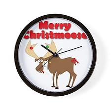 ChristmooseB Wall Clock