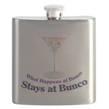 What Happens at Bunco Flask