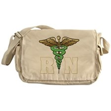 RN / Nurse Messenger Bag