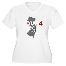 Love 4 Jersey T-Shirt