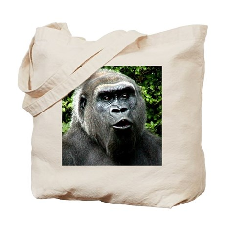 GORILLA KISS Tote Bag