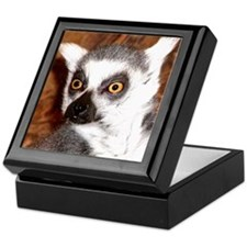 RINGTAILED LEMUR Keepsake Box