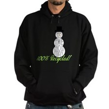 100% Recycled Hoody