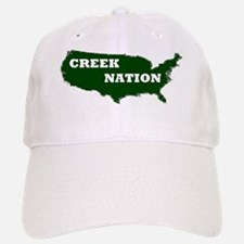 creek nation Baseball Baseball Cap