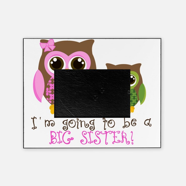 Big sister Picture Frame
