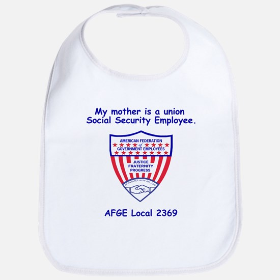 AFGE Local 2369 Bib