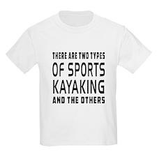 Kayaking Designs T-Shirt