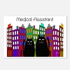 medical assistant tote CA Postcards (Package of 8)