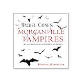 Morganville vampires Stickers & Flair