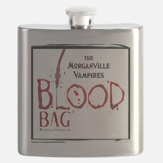 Morganville Vampires Blood Bag Flask