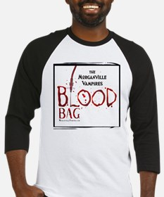 Morganville Vampires Blood Bag Baseball Jersey